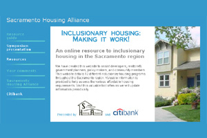 Inclusionary Housing